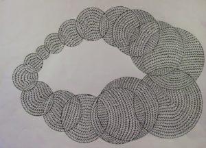 Never ending circles by arlene c
