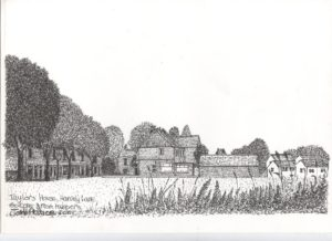 Taylors House from Keepers by John Prince