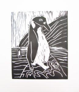 Penguin by Rachel Summers