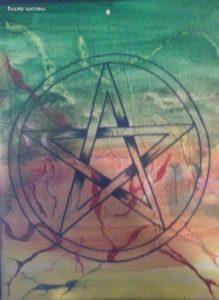 Pentagram by Malcolm Darling