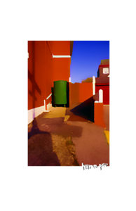 Dorset Abstract by Paul Gillmore