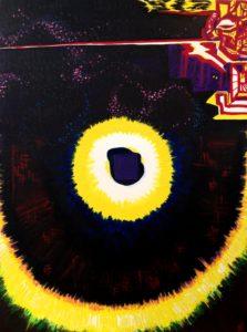Closed Eye by Lyeekha