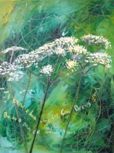 I Know A Path Where The Cow Parsley Grows by Tim Bradford