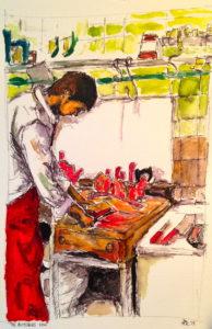 The Butcher's Son by Sam Richardson