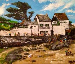 The Pilchard Inn by Sam Richardson