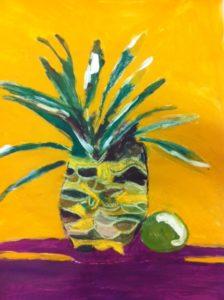 Pineapple by Ian Bradford