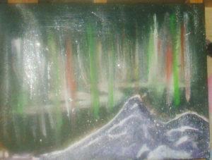 The Northern Lights. by Charredarmour.com