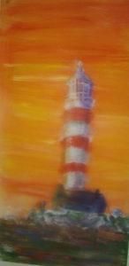 The Lighthouse and the Morris Marina. by Charredarmour.com