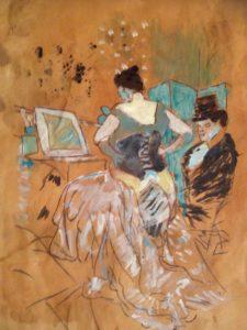 lady in waiting by Elizabeth Wingate