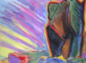 St Ives 1. by Maureen Oliver