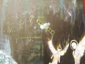 Angel communication. by Charredarmour.com