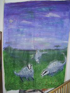 The Badgers of Brocca. by Charredarmour.com
