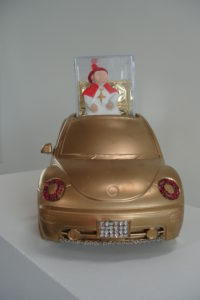 Pope Mobile by Mandy Webb
