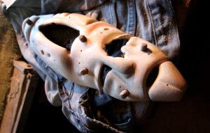 Mask I by ruffrootcreative
