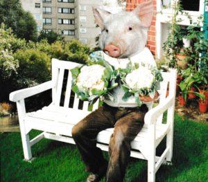 Pig Farmer by ashley reaks
