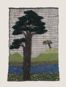 Pine Tree by Jackie Bennett