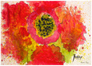 Poppy by Andrew McEwan