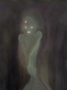 39. Ghost Girl (Ghost Girl Serise) (2007) by Charles Devus