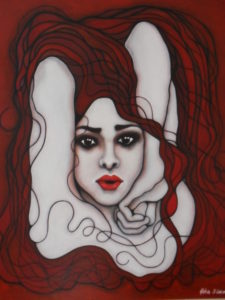 Red Head by gina simmons