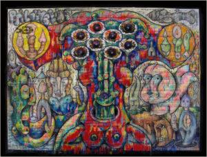 Psilocybeing by Howard B. Johnson Jr.