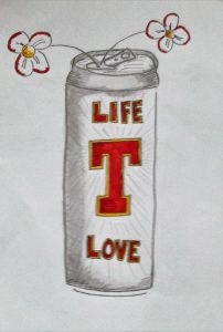 Life In A Can by david walker