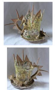 Punk Cup by Hannah Swain