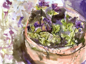 Purple by Emma Dunphy