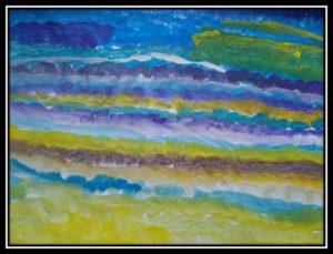 Purple Skies by Grant Ford