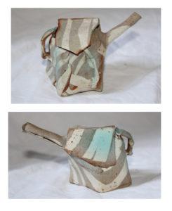 Purse Pot by Hannah Swain