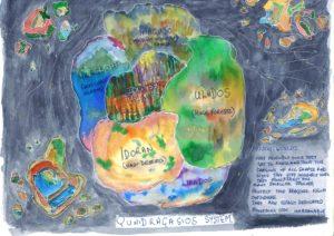 Qunidragasios System by Lillian D French
