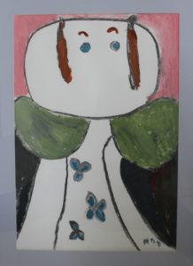 Rabbit 2 by Nina Dawn Pritchard