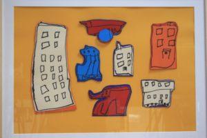 Rachel's Town by Rachel Strutt