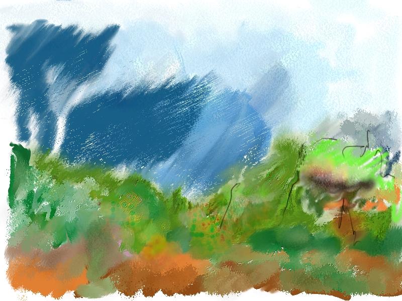 37470 || 5366 || Rainy landscape || NULL || 7877