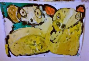 Two Blind Mice by nano