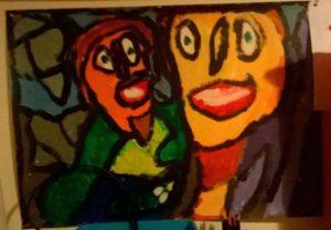 Two Ladies by nano