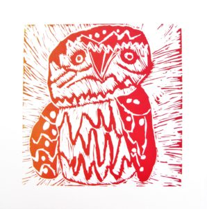 Red Owl by Rachel Summers