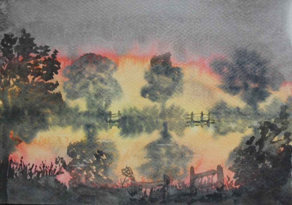 5504 || 1941 || Reflections at Sunset || If you intend to put this work up for sale || NULL