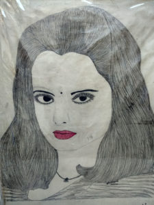 Rekha In 80s by Sandeep Kumar Mishra