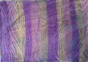 Lilac in Motion by susan taylor