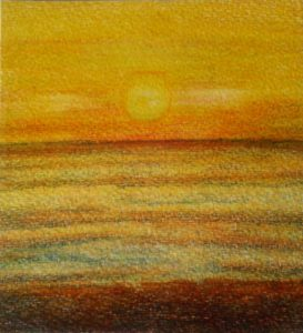 Sunset by susan taylor