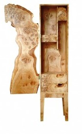 Seahorse Cabinet by Sue Burbidge