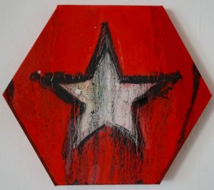 Fracturing Star by R H