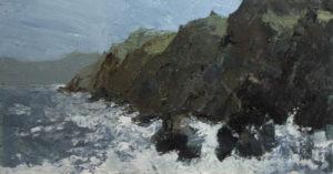 Wallog Cliffs by AVERIL CLIFFORD REES