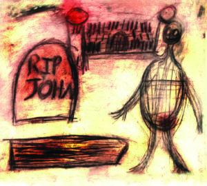 RIP John by Sam Semtex