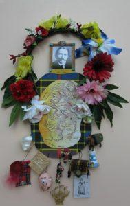 Robert Louis Stevenson by Rosemary  McLeish