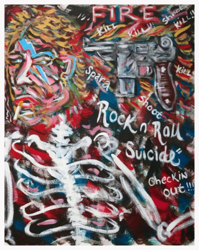 Rock n Roll Suicide by John Pipere