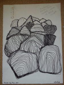 Rocks by Macktee