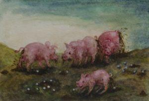 …Pearls Before Swine… by Michael Hayter