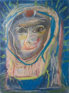 Saint Rita by Martin Felt