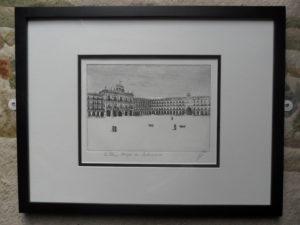 La plaza major de Salamanca by Ken Gowers